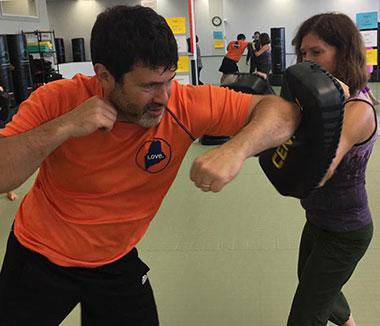 Kickboxing falmouth